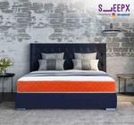 SleepX Presented by Sleepwell Dual mattress - Medium Soft and Hard (78*60*5 Inches) at 6879