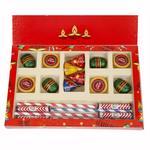 Diwali Edible Chocolate Crackers Gifts - Assorted Chocolates