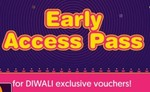 Magicpin Diwali pass extra 30% off on Diwali vouchers (Groupbuy) @90%off
