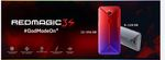 Nubia Red Magic 3S launching in India on October 17 starting at Rs. 35999