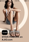 Steve madden voucher between(750 to 4000) on cred