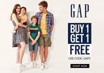 GAP Clothing offer - Buy 1 Get 1 free