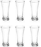 Treo by Milton Itano Glass Set of 6, 200 ml