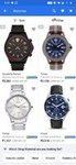 Ferrari, Fossil ,& other Watches upto 80% off/-  MEGA LOOT LINK POSTED.