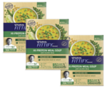 [Steal Price] Lybrate- Saffola FITTIFY Gourmet Hi Protein Meal-Soup - Pack of 3 + Additional discount