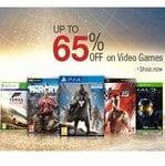 PC Video Games upto 90% off from Rs.54 + Offers @ Amazon