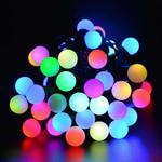 PESCA Bubble Shape Crystal LED Light, 10 Meter Length, 24 led (Multicolour)