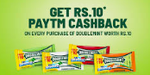 PayTM Doublemint Offer
