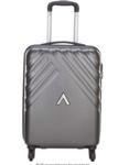 Aristocrat Polycarbonate 55 cms Grey Hardsided Cabin Luggage (Sienna)