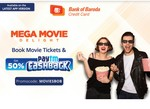 Buy 2 movie ticket and get 100% off on 2nd