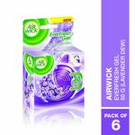 Airwick Everfresh Gel (Pack of  6) at Flat 50% Off for Rs.210[MRP Rs.420]