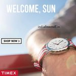 Timex watches Minimum 50% Discount Sale from Rs. 497 @ Flipkart