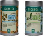 Organica Tea At 50% off for ₹199