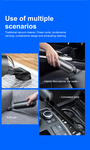 Baseus Portable Rechargable Wireless Car & Home & Computer Vacuum Cleaner