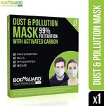 BodyGuard PM 2.5 Anti Dust and Pollution Face Mask