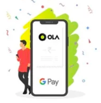 Get Flat 50₹ Cashback on Next 3 Alternate Ola Rides Payment Via Google Pay