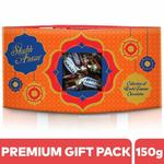 SNICKERS Shubh Avsar Assorted Chocolates Diwali Gift Pack (Snickers, Mars, Bounty), 150g