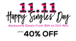 Nyka Fashion 11.11 Sale : Upto 40% off , bogo offers & much more