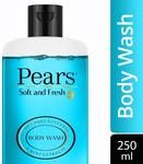 [Pantry] Pears Soft and Fresh Shower Gel, 250ml