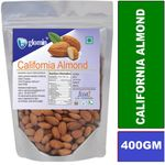 Glomin California Almond (400 GM) @ just Rs. 447 | Use Code: OFFER20