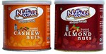 Flat 70% off - Nutty World Roasted & Salted Almond & Cashew at Rs.299