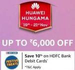 HUAWEI Hungama (19th- 21st Nov)