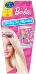 Sterling Barbie Learning The Alphabet Puzzle - 24 Pieces