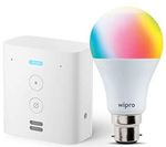 (Just Launched) Echo Flex bundle with Wipro 9W Smart LED Bulb