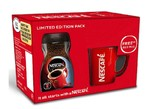 Limited Time Deal! Nescafé Classic Coffee, 100g with Free Red Mug