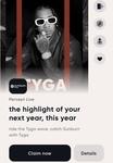 Sunburn- TYGA vip tickets worth 3000 live on CRED
