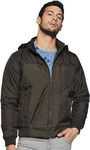 Duke Men's Quilted Winter Jackets with Hoodie