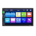 iMars Upgraded 7010B 7 Inch Car Stereo Radio MP5 Player IPS Full View HD Touch Screen Support DSP bluetooth FM USB AUX B