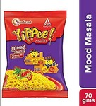 [ Pantry] Sunfeast Yippee Mood Masala Noodles Single Pack, 70g