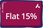 15% Flat Off Between 5th to 7th Dec, 19 on flights booking using Axis Bank Debit / Credit Card