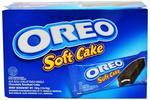 Oreo 192g Kraft Oreo Soft Cake - Pack of 12 piece.