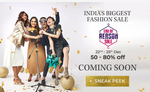 Myntra End Of Reason Sale Offers(EORS) (22 - 25 December 2019)
