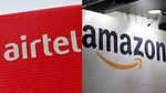 Airtel App - Get Flat ₹50 Cashback on Shopping at Amazon