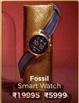 EORS Fossil smartwatch gen 3 (22-25dec)
