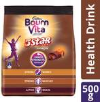 Pantry : Bournvita 5 Star Magic Health Drink 500 gm refill pack
