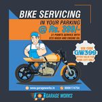 Free Bike Servicing  (Offer valid for Pune city only)