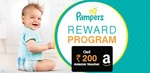 Back again: Pamper Write Review & Get Rs.200 Amazon Giftcard Free