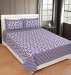 Double Bedsheets at Rs.189