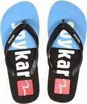 Flat 80% off on spykar slippers @100