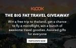 Big Fat Giveaway