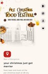 Cred - entry to Pre-christmas food festival with free beer @ 50k coins (Bengaluru)
