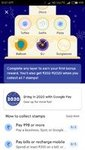 add money in Airtel payments bank through Google pay and get 5 stamps (mostly balloon)