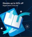 Google Play : Free ₹100 credit on any ebook + upto 50% off on ebooks