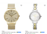 MASTER LINK WATCHES (40%OFF +BANK OFFER) FROM 900