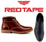 Upto 80% OFF On Red Tape Clothing & Footwear Accesories