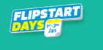 Last Day - Flipstart Days : Upto 70% off + 10% Instant Discount with Credit/ Debit Cards, Net Banking and  EMI Transactions